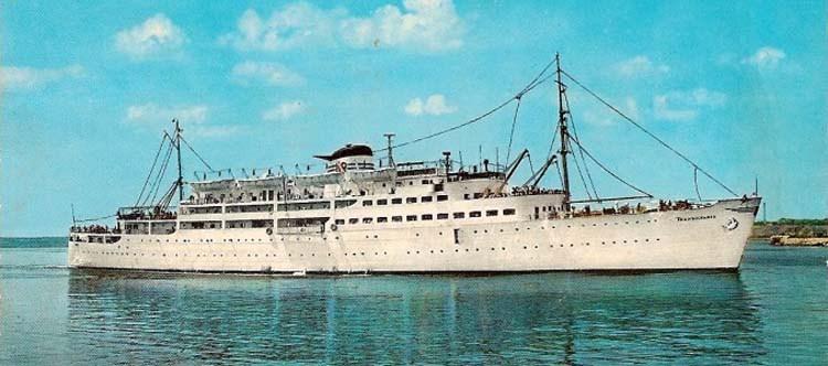 Transilvania yolcu gemisi